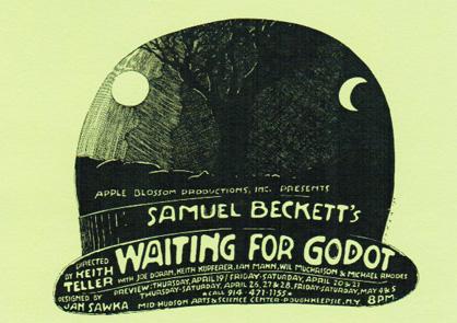 Poster-Waiting_for_Godot_Samuel_Beckett_by Jan_Sawka